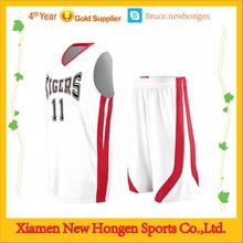 Cheap Reversible Basketball Jersey,Custom Basketball Wear For Wholesale