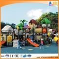 Venda quente ao ar livre jogos jogar equipamento do centro, Crianças ao ar livre playground quintal