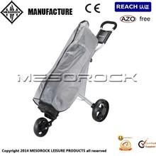Waterproof Plastic Rain Cover for Golf Bag & Cart