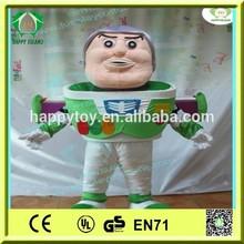 hi ce 2014 caliente de la venta de buzz lightyear traje de la mascota