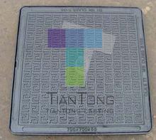 EN124 A15 B125 C250 D400 E600 F900 Man Hole Manhole Cover Ductile Iron Cover English Standard