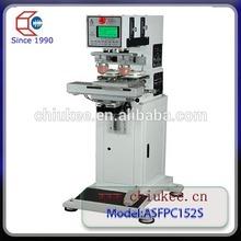Personalizado máquina de impressão da almofada impressão em disco compacto