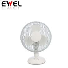 electric source 9'' small desk fan plastic cooling fan