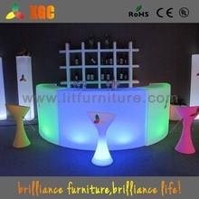 led bar counter/led bar counter display/commercial bar table