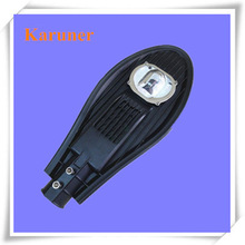 China Supplier High Power IP65 Black Integrated 60W-80W LED Street Light Parts