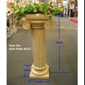 De casamento coluna pilar e coluna