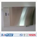 Sanpont Shangdong Chemical cromatografia em camada fina folha de alumínio placa de sílica Gel