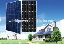 12V 100W 130W 150W Monocrystalline/Polycrystalline Solar Panel, Solar Module