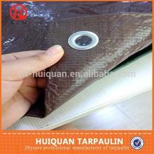 Flame retardant FR 7 fire proof pe tarpaulin tarps