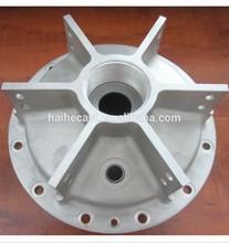 Precision Metal OEM ISO9001 Certificated Steel Engine Block Casting