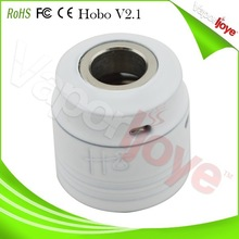 Dual AFC 2 Piece Top Cap Design rebuildable ss rda hobo V2.1 in china