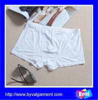 Cheap Plain 100 Cotton boxer for Promotion Factory Direct Price