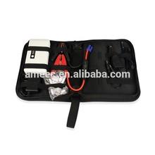 Mini jump starter 12V emergency kit mini multifunction car traval kit jump starter car accessory