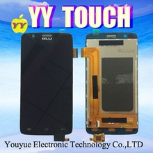 New Black Glass Lens Replacement Touch Screen Digitizer For BLU from USA