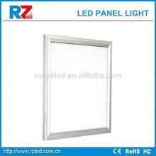 curved led panel 85V -265V SAA C-tick CE calssified 40w 5000K 60*60 recessed hanging fixture