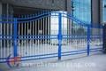 Los modelos de puertas y valla de hierro oem/odm directa de la fábrica