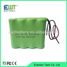 High quality AA size 2400mah 5v nimh battery
