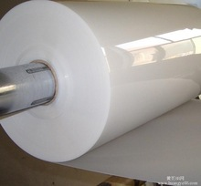 1220*2440 standard size glossy or matt white pvc sheet or roll with good quality