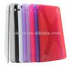 X Line Matte Soft TPU Case For ipad air 2, for ipad air 2 accessories PAD-TPU002