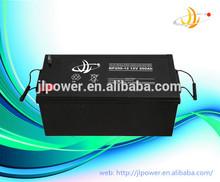 12V200ah SLA Lead Acid Battery Manufacturer for ups and solar system
