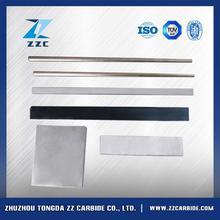 Double hole tungsten carbide stripping blade