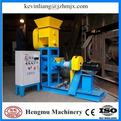 Big profile labor saving kinds of capacity fish food production line With CE approved