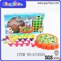 Venda quente bonito dos desenhos animados inflável peixe, Inflável mini animais de brinquedo peixe de plástico