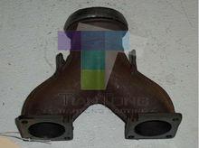 Ductile Iron / SG Iron / Grey Iron Manifold Exhaust Sand Cast Grey Iron Pipe