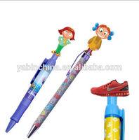 Shenzhen Adorable Hanging Practical Cartoon Pen