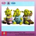 Atractiva de dibujos animados de Shrek