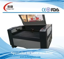 2015 newest laser machines jewelry with 130w laser tube and Ruida controlKL-1390