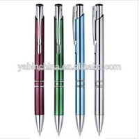 Shenzhen Exclusive Design Advertising Custom Metal Pens