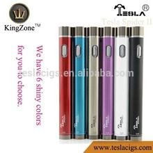 KingZone original tesla Spider 2 packge blister kit glass globe wax vaporizer pen kit