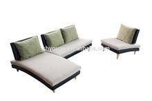sectional sofa , folded sofa set furniture B214