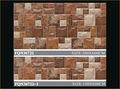 Hot vente de carreaux muraux en céramique, carreaux de sol en vinyle pour l'hôpital 300 600