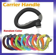 Hand folding Foldable bag Carrier One Trip Grips Bag Holder Handle