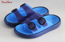 2014 popular cheap wholesale PVC EVA beach cool kawaii GGbond child shoe