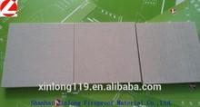 High temp calcium silicate board insulation, light yellow silicate calcium slab