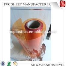 Eco Friendly UV restistant PVC sheets/rolls for sun visor