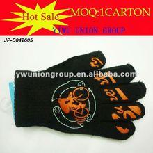 2012 New Fashion Finger Winter Gloves