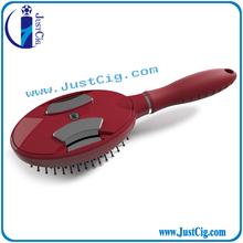 MY GIRL Excellent Professional Plastic Custom Hair Brush,Tangle Hair Brush Teezer,Easy Clean Hair Brush
