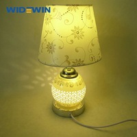 Ceramic Table Lamp/Chinese Style porcelain table lamp WW-0011