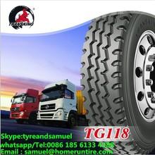 Gomma del camion 7.5r16 8.25r16 tubi interni per nuovo pneumatico fabbrica di pneumatici in cina progredire la tecnologia