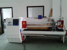 Jumbo roll stationery tape cutting machine