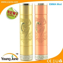 Factory price for Mermaids design caving, red copper electrode emma mod copper&brass/emma mod clone 1:1/emma mod 1:1 in stock