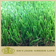 Straight and curled PE artificial turf equipment outdoor decoration