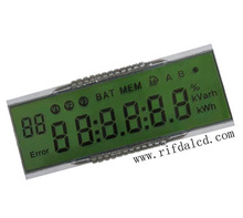 Gas meter LCD, STN Gray lcd,lcd display module