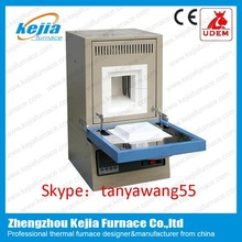"""1700C Compact Muffle Furnace (4.7""""x4.7""""x4.7"""", 1.7L) with UL recognized Components & Super-1800 Heating Element -KSL-1700X-KA-S"""