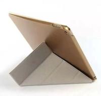 4 Shapes Magnetic Stand PU Leathe For Apple iPad Air 2 / iPad air / iPad mini 2 Transformer Case Smart Wakeup Sleep Stand Cover