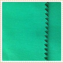100% cotton 10*10 80*46 58/60'' fabric with fire retardant 301gsm